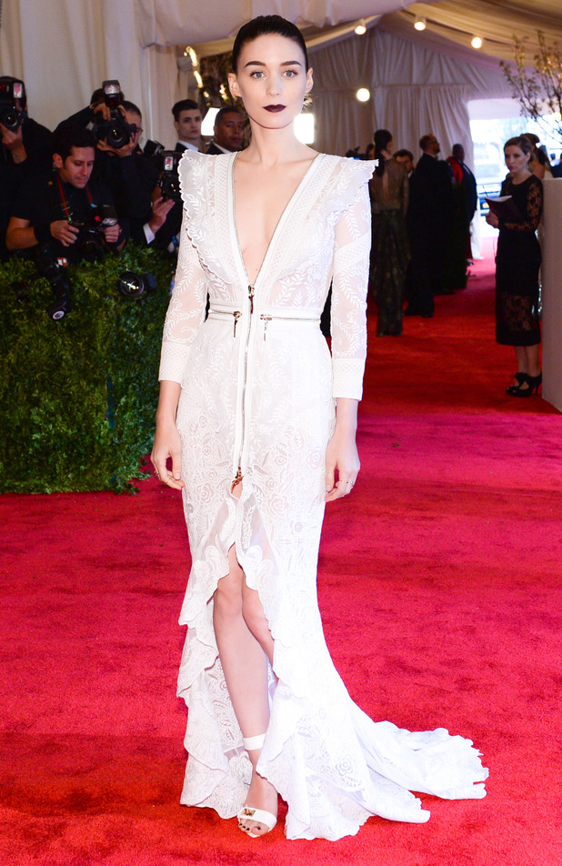 Rooney Mara Givenchy Met Gala 2013