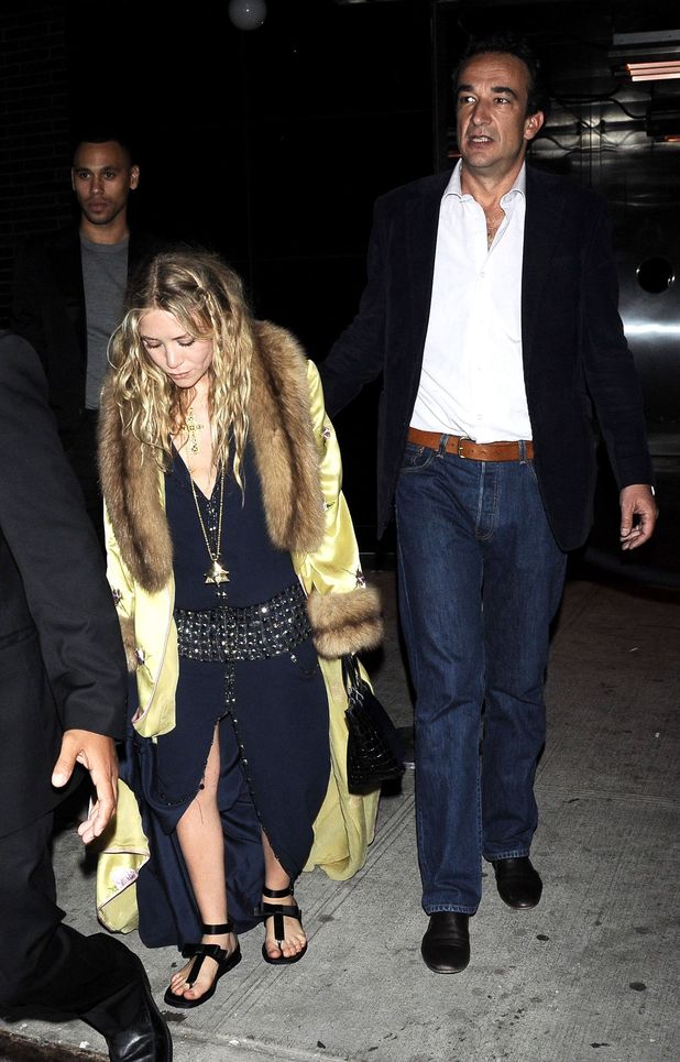 Mary Kate Olsen And Olivier Sarkozy Age Difference Mary-Kate Olsen and Olivier