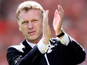 David Moyes move outed early on Facebook