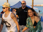 J Lo, Pitbull film 'Live It Up' video