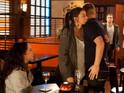 8127: Izzy plans to meet Tina at the Bistro to clear the air