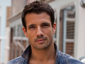 Danny Mac talks about his character's new romance.