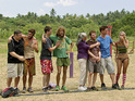 The remaining castaways get a long-awaited visit from their families.