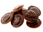 Burglar caught after leaving fingerprints on Jaffa Cakes