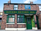 See the first pictures of the new Rovers Return.