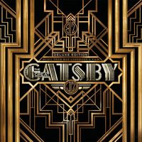 'The Great Gatsby' soundtrack artwork