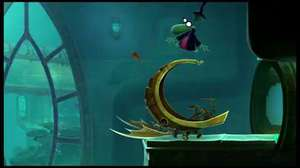 Rayman Legends underwater gameplay trailer