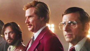 'Anchorman 2: The Legend Continues' official trailer