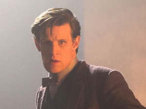 'Doctor Who': Series 7 finale 'The Name of the Doctor': The Doctor (Matt Smith)