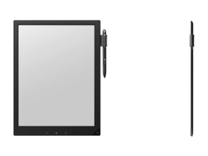Sony&#39;s prototype e-ink slate