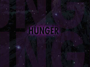 &#39;Hunger&#39; teaser artwork