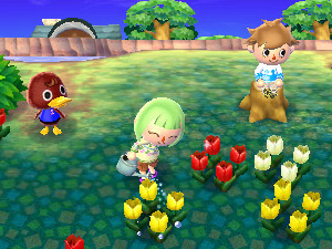 'Animal Crossing New Leaf' screenshot
