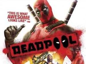 'Deadpool' pack shot