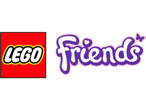 'LEGO Friends' logo