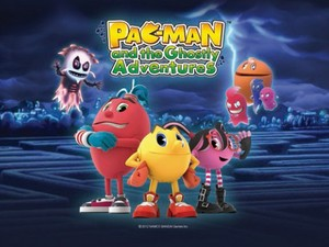 'Pacman and the Ghostly Adventures'