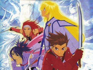 Tales of Symphonia - GameCube box art