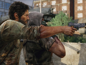 &#39;The Last Of Us&#39; screenshot