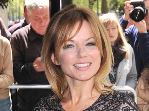Geri Halliwell, Ivor Novellos 2013, London, pop star
