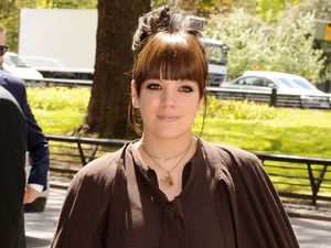 Lily Allen, Ivor Novello Awards, London