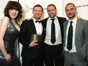 Sony Radio Academy Awards 2013: Dermot O'Leary - Best Music Programme Award