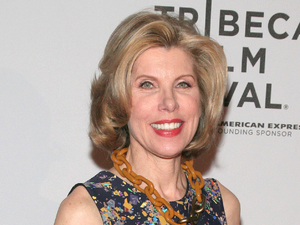 Christine Baranski at the 2013 Tribeca Film Festival
