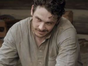 James Franco in 'As I Lay Dying' trailer still