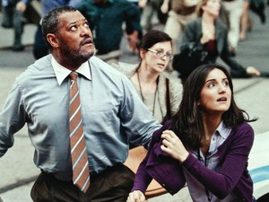 Captioned picture showing Rebecca Buller as Jenny Olsen in 'Man of Steel'