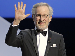 The Great Gatsby screening at the 66th Cannes film festival: Steven Spielberg