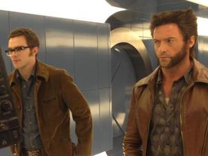 X-Men: Days of Future Past - Beast and Wolverine in 1973
