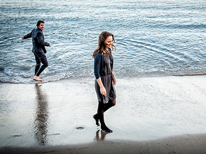 Christian Bale and Natalie Portman in &#39;Knight of Cups&#39;
