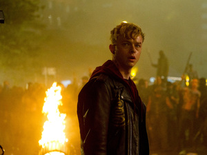 Dane DeHaan in &#39;Metallica Through the Never&#39;