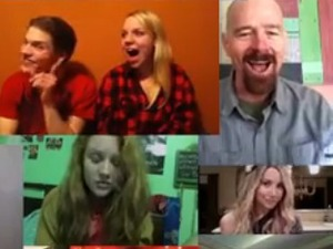 Celebs lip-sync to Zach Sobiech &#39;Clouds&#39;