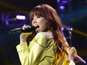 &#39;American Idol&#39; season 12 final part 1: Carly Rae Jepsen