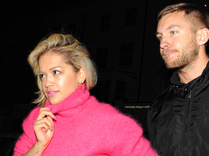 Calvin Harris and Rita Ora out and about in Notting Hill ~~ May 13, 2013