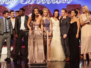 Hollyoaks wins Spectacular Scene of the Year.
