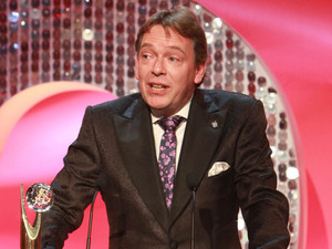 Adam Woodyatt is presented with a Lifetime Achievement Award.