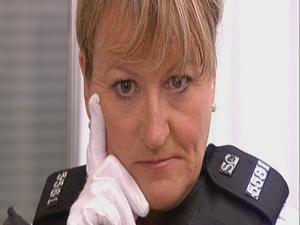 Suspect #4 Sue Hill