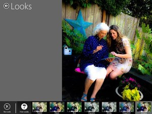 Adobe Photoshop Express app for Windows 8 and RT