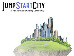 A screenshot of the Jump Start City website