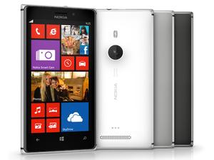 Nokia Lumia 925 colour range