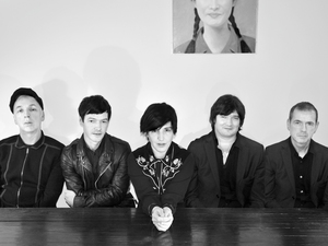 Texas (band) press shot.