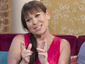 Tina Malone announces her pregnancy on &#39;This Morning&#39; with husband Paul Chase