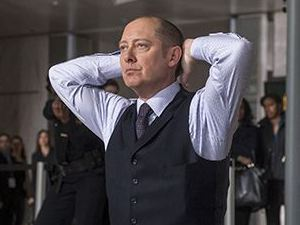 'The Blacklist', starring James Spader