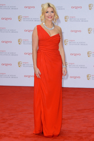 Holly Willoughby, TV BAFTA Awards 2013, Valentino