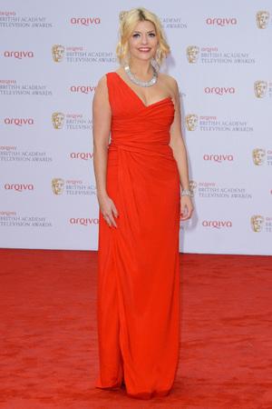 Holly Willoughby, TV BAFTA Awards 2013, Valentino