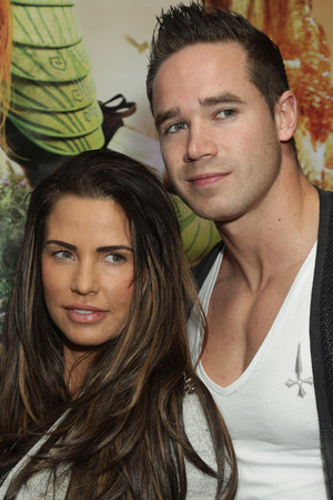 Katie Price, Kieran Hayler, Epic screening