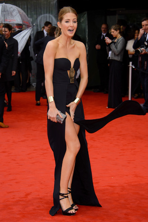 Millie Mackintosh, Made in Chelsea, wardrobe malfunction, TV BAFTA Awards 2013