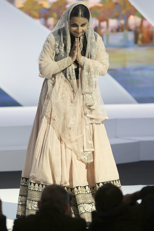 The Great Gatsby screening at the 66th Cannes film festival: Vidya Balan