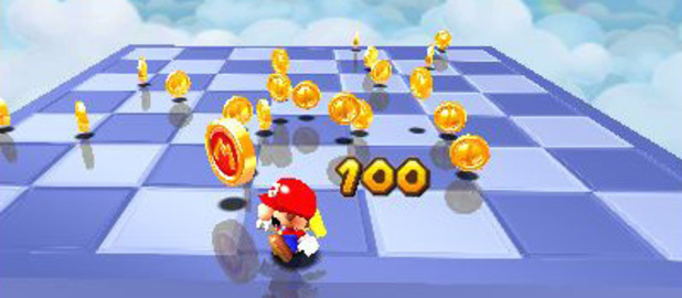 'Mario and Donkey Kong: Minis on the Move' screenshot