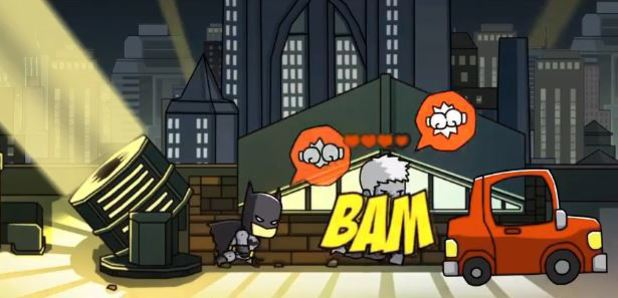 'Scribblenauts Unmasked' screenshot